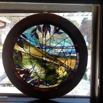 37+ Vital Pieces Of Stained Glass Home Design Ideas 4