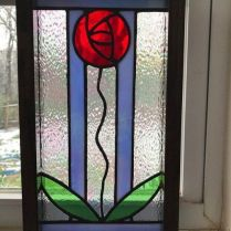 37+ Vital Pieces Of Stained Glass Home Design Ideas 5