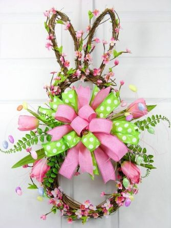40+ A Review Of Sweet Easter Decor 152