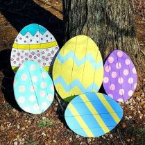 40+ Things You Won't Like About Easter Ideas For Outdoor Decorations And Things You Will 112