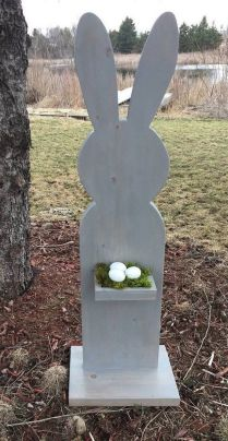 40+ Things You Won't Like About Easter Ideas For Outdoor Decorations And Things You Will 120