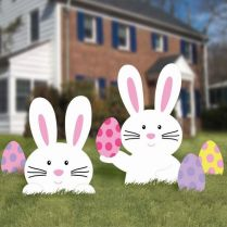 40+ Things You Won't Like About Easter Ideas For Outdoor Decorations And Things You Will 133