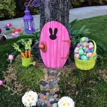 40+ Things You Won't Like About Easter Ideas For Outdoor Decorations And Things You Will 198