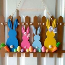 40+ Things You Won't Like About Easter Ideas For Outdoor Decorations And Things You Will 52