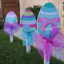 40+ Things You Won't Like About Easter Ideas For Outdoor Decorations And Things You Will 55