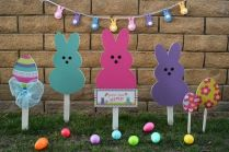 40+ Things You Won't Like About Easter Ideas For Outdoor Decorations And Things You Will 98