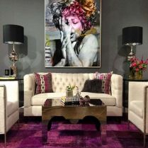 40+ Untold Stories About Eclectic Chic Living Room You Must Read 122