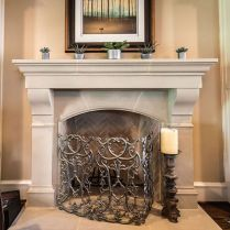 41+ What You Do Not Know About Fireplace Cover Frame May Shock You 250