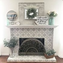 41+ What You Do Not Know About Fireplace Cover Frame May Shock You 64