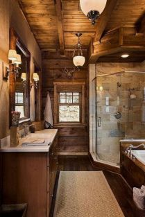 49+ Fraud, Deceptions, And Downright Lies About Bathroom Designs With Stone For Elegant Look Exposed 110