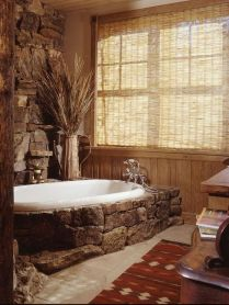 49+ Fraud, Deceptions, And Downright Lies About Bathroom Designs With Stone For Elegant Look Exposed 176