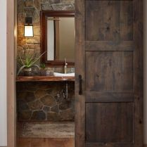 49+ Fraud, Deceptions, And Downright Lies About Bathroom Designs With Stone For Elegant Look Exposed 178
