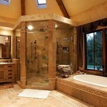 49+ Fraud, Deceptions, And Downright Lies About Bathroom Designs With Stone For Elegant Look Exposed 183