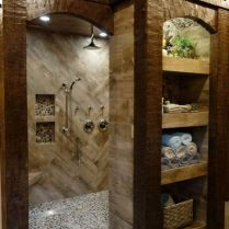 49+ Fraud, Deceptions, And Downright Lies About Bathroom Designs With Stone For Elegant Look Exposed 317