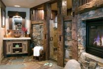 49+ Fraud, Deceptions, And Downright Lies About Bathroom Designs With Stone For Elegant Look Exposed 44