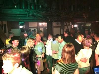 DJ Firmenfeier für Weihnachtsfeier in Hamburg