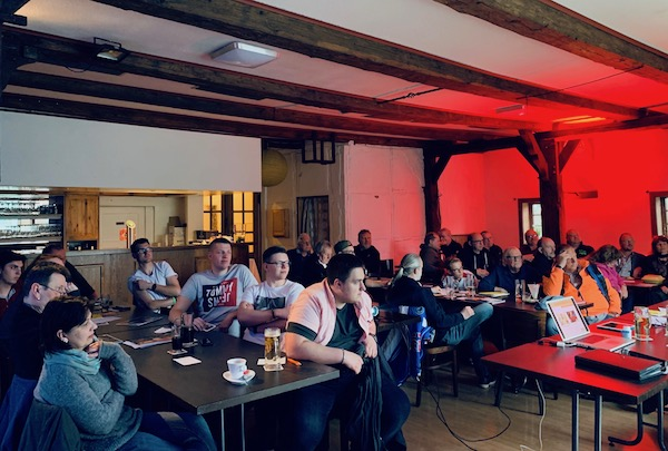DJs treffen sich in Amelinghausen