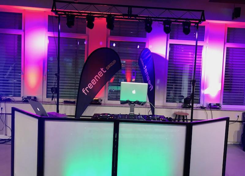 Firmenevent - DJ buchen in Hamburg