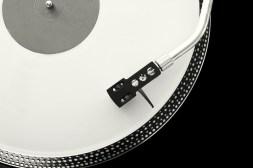 klassisches DJ-Setup