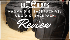 MAGMA Digi Backpack vs. UDG Digi Backpack **Test – Review**