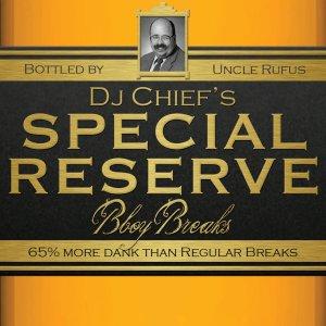 DJ CHiEF - Special Reserve Bboy Breaks