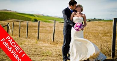 poze si filmare nunta