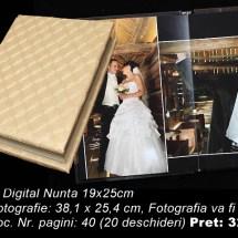 03Album Digital Nunta 15x20cm