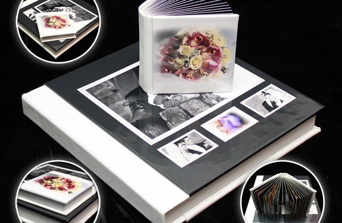 Pachete Albume Foto digitale Nunta sau Botez