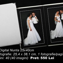 08Album Digital Nunta 15x20cm