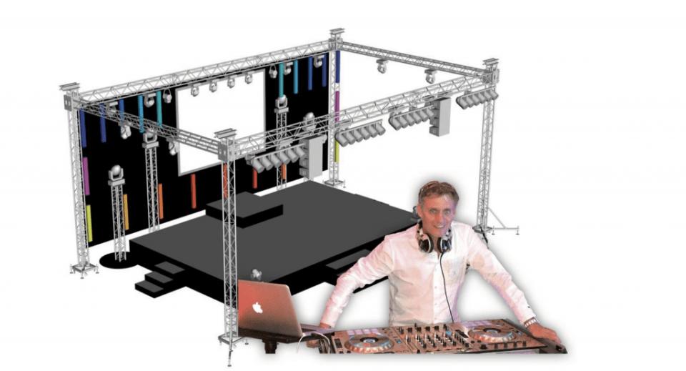 DJ Frankie b. - Allround Event DJ aus Berlin im bundesweiten Einsatz