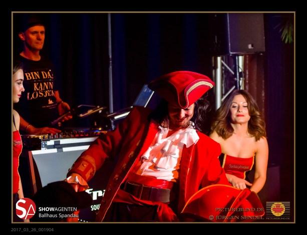 Frankie´s Party-Night 2017 Ballhaus Spandau