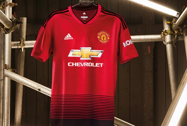 ac4acf80489 Gallery Manchester United Unveil New 2018 19 Home Kit Www