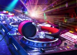 70 en 80 jaren DJ