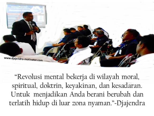 REVOLUSI MENTAL 10022016