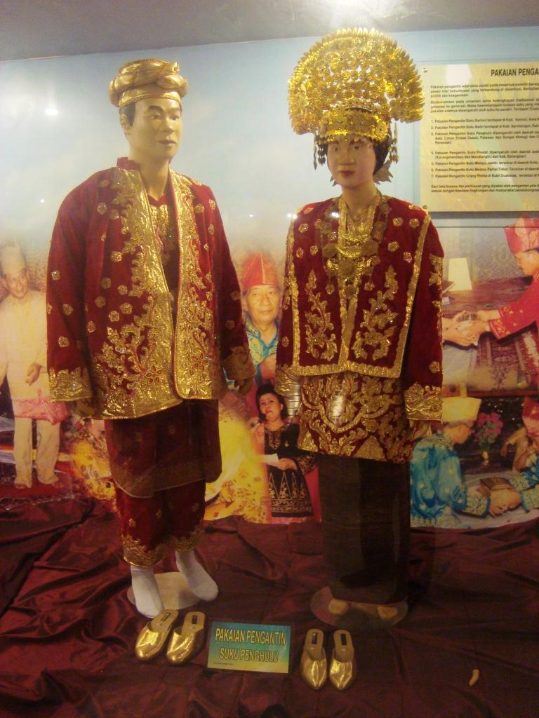 Mengenal Suku Asli Provinsi Jambi  djangki
