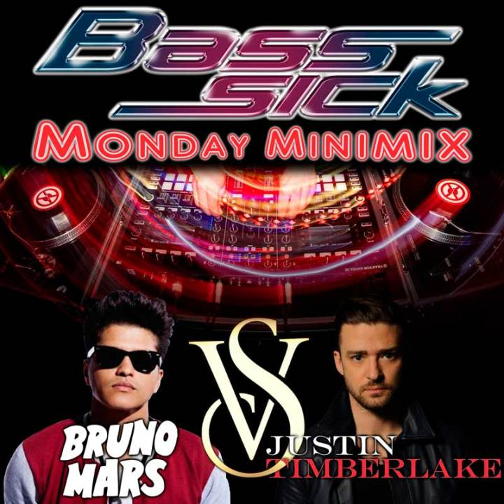 Bruno VS Justin by DJ Bass Sick