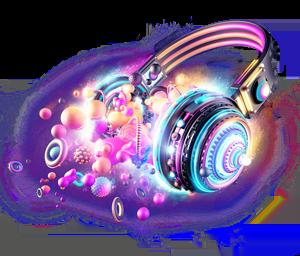 3d-headphones-Clipart