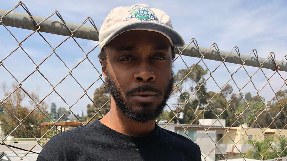 JPEGMAFIA is Attacking the Gray Areas Interview  DJBooth