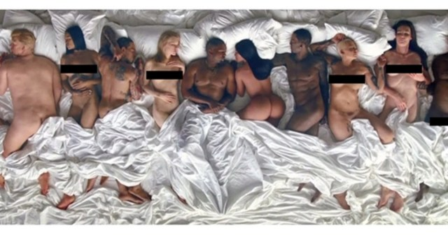 "If You Haven't Watched Kanye's ""Famous"" Video Yet, Don't Bother - DJBooth"