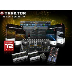 native instruments announces traktor 2 and audio 2 6 and 10 interfaces [ 1200 x 1200 Pixel ]