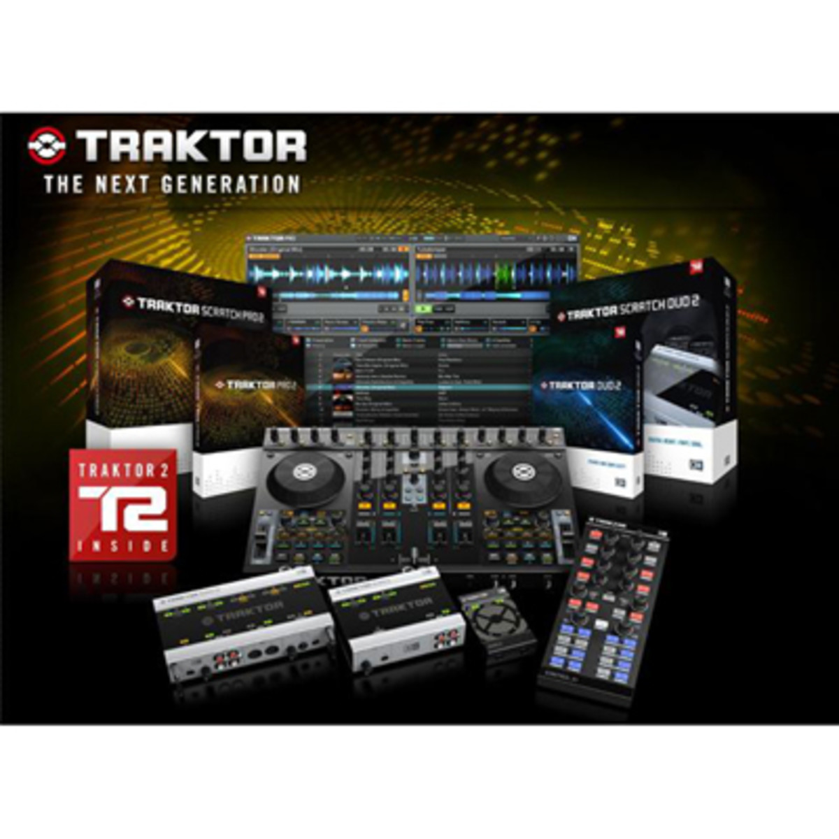 hight resolution of native instruments announces traktor 2 and audio 2 6 and 10 interfaces