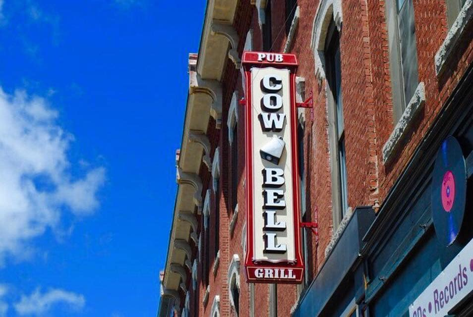 Cowbell Grill