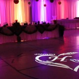 gymnasium-wedding-reception-monagram