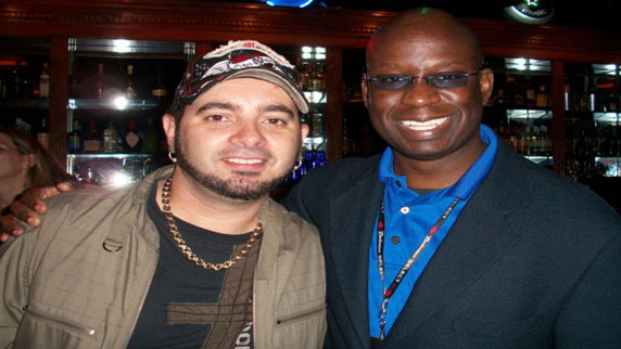 Chris Kirkpatrick and DJ Carl©