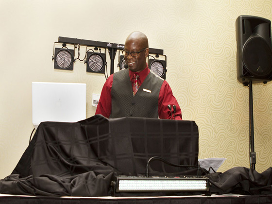Hyatt Regency Orlando DJ Equipment by DJ Carl©