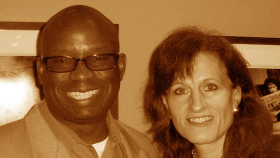 Elizabeth Healy and DJ Carl©