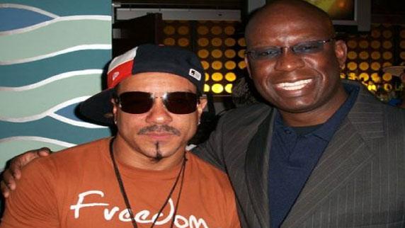 Freedom Williams and DJ Carl©