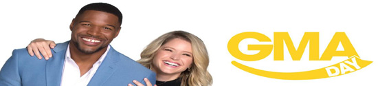 Good Morning America GMA Day banner