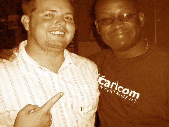 Jason Gellhause and Orlando DJ Carl©