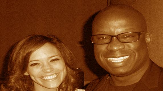 Jessica Sutta and DJ Carl©